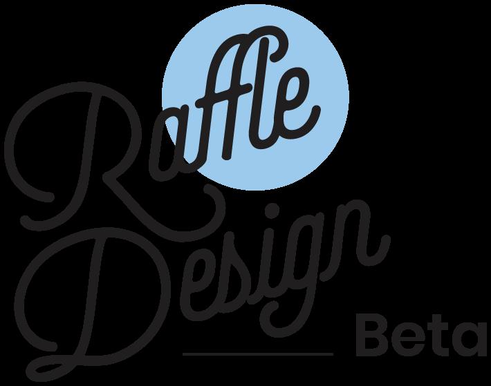 raffledesign beta logo